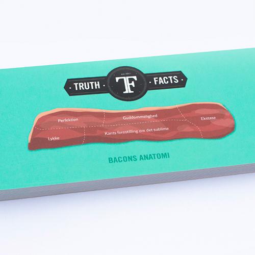Truth Facts Bøgerne
